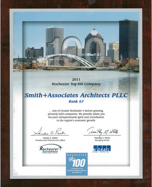 Residential Architects Rochester Ny: Awards Smith Associates Architecture
