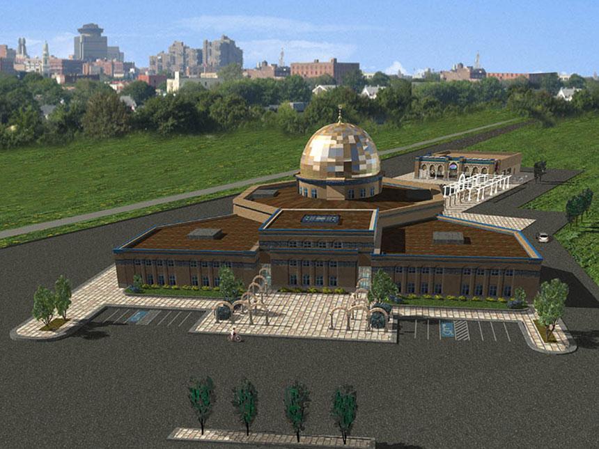 Mosque Complex