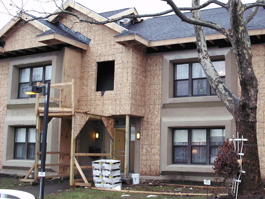 Fairport apts smith associates architecture architects for Architects rochester ny