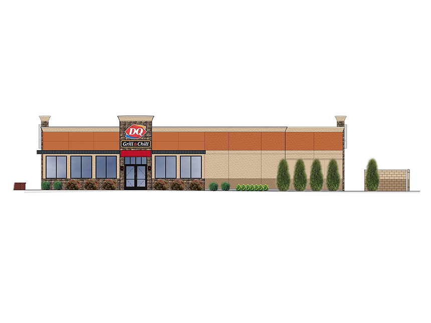 Dairy Queen Smith Associates Architecture Architects