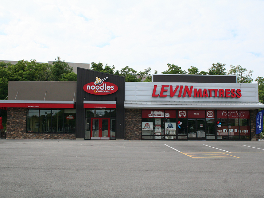 Levin Mattress Smith Associates Architecture Architects