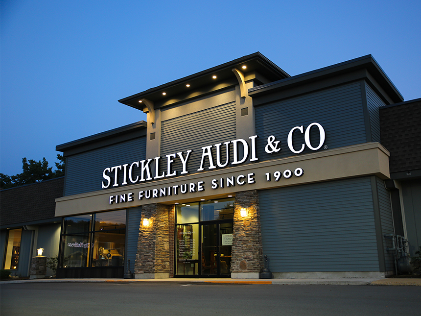 Stickley Audi U0026 Co Smith Associates Architecture   Architects Rochester NY  | Smith Associates Architecture   Architecture Rochester NY